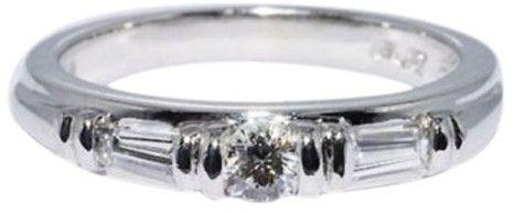 Scott Kay Platinum & 0.28ct Diamond Wedding Band