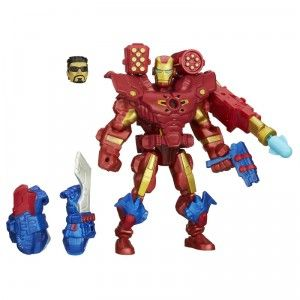 Marvel Super Hero Mashers Electronic Iron Man from Hasbro