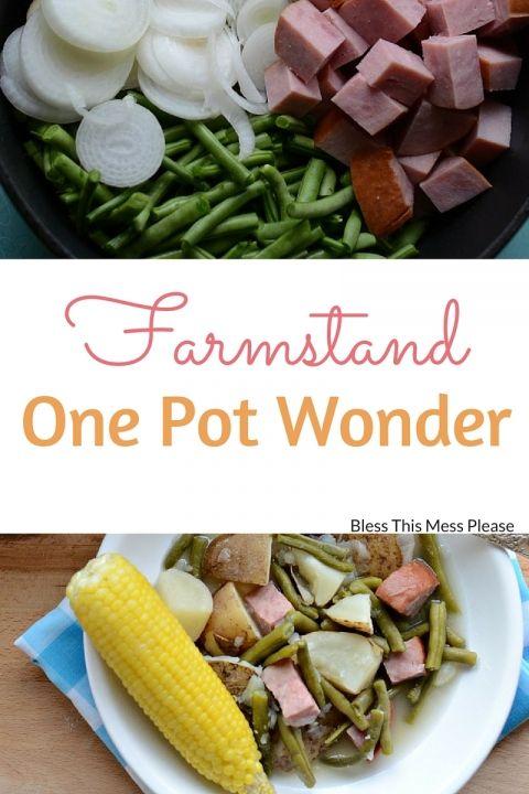 Farmstand One Pot Wonder
