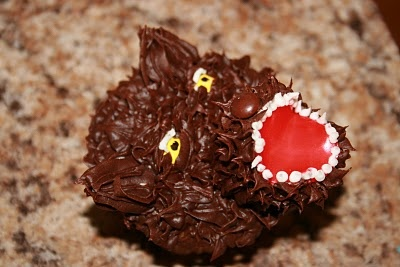 werewolf cupcakes | Holidays | Pinterest | Werewolves, Cupcake and ...