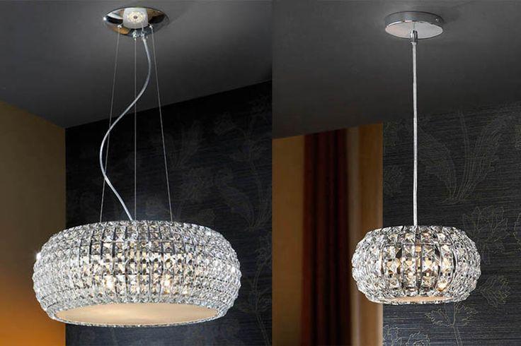 Lampara modelo DIAMOND.Coleccion DIAMOND.Tu tienda de Iluminacion Online. (bilde 1)