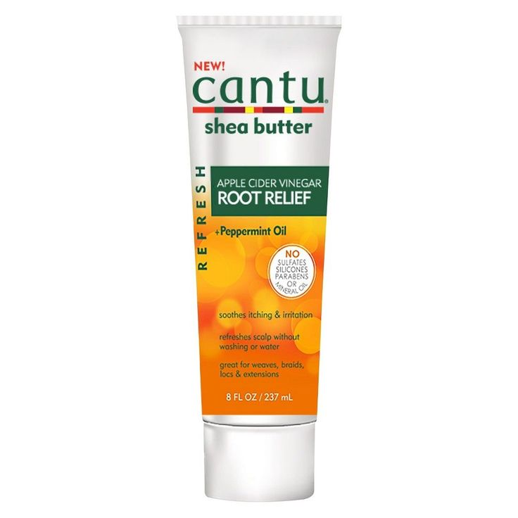 Cantu Cleanse Root Relief - 8 oz