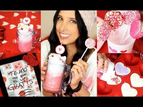 3 Ideas para San Valentin con Galletas OREO | Postres de San Valentin | - YouTube