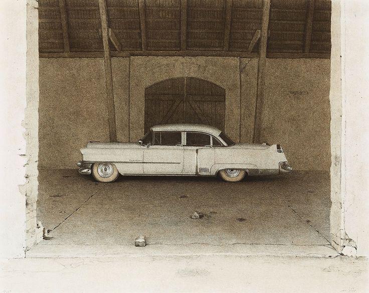 Cadillac, 1995. John E. Franzen.