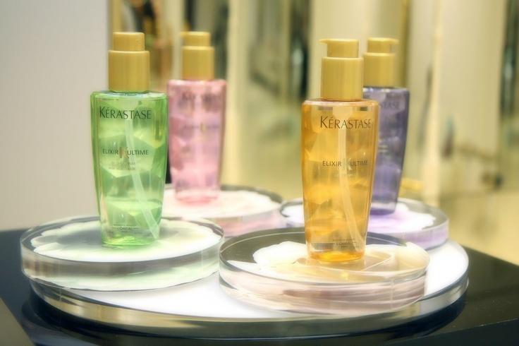 Kérastase Elixir Ultime Grand Crus #Kerastase #ElixirUltime #Hair #Beauty #Haircare #Hairstyle
