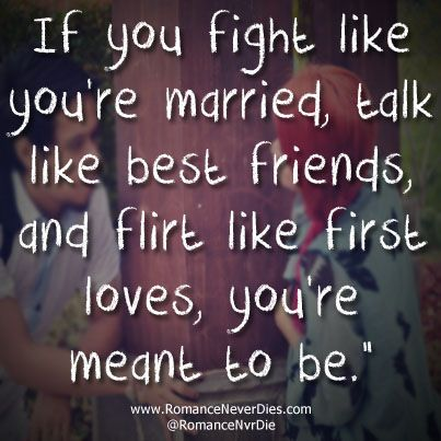 Youre Meant To Be Love Quote Love Quotes Pinterest Love