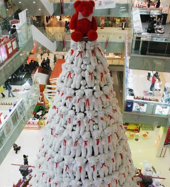 Gli alberi di Natale nel mondo - Pechino (Cina) - Gallery - Foto - Virgilio Viaggi