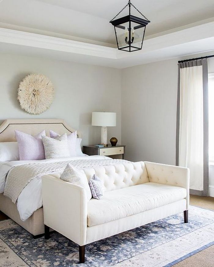 11 Ways To Make Your Foot Of Bed Beautiful Couch Design Bedroom