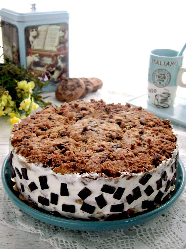 chocolate chip cookies cake no baking