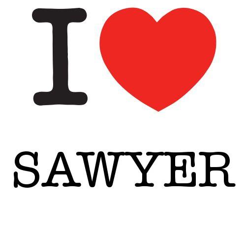 I Heart Sawyer #love #heart