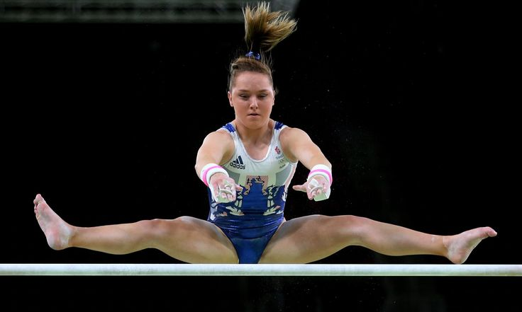 Amy Tinkler, the youngest member of Team at the Rio Olympics, took up the sport at the age of two and wants to follow the example set by Beth Tweddle