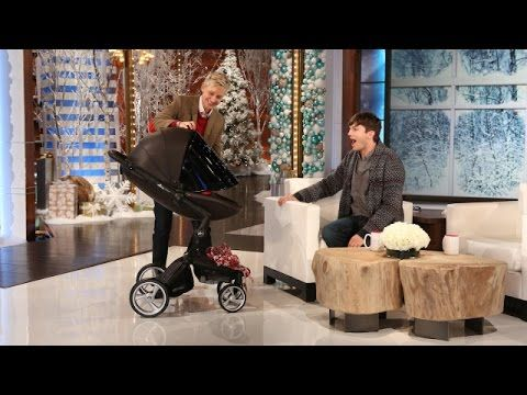'Ashton Kutcher on His New Baby' Ha ha this interview is so funny! ... and also, lucky Wyatt to have such great parents :)