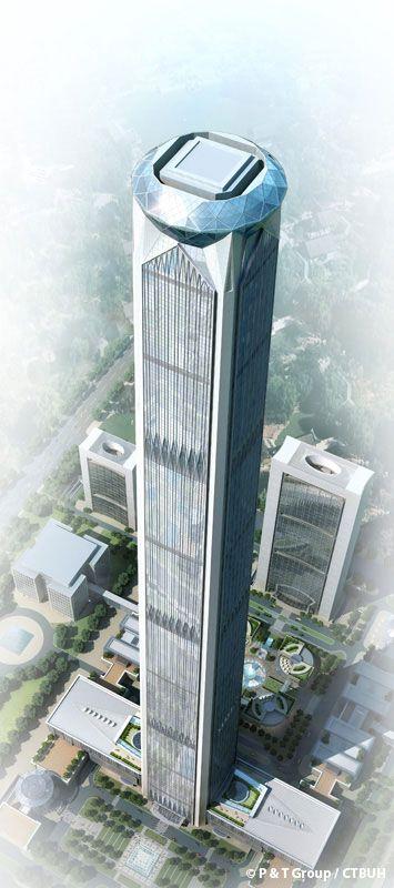 Goldin Finance 117 - The Skyscraper Center