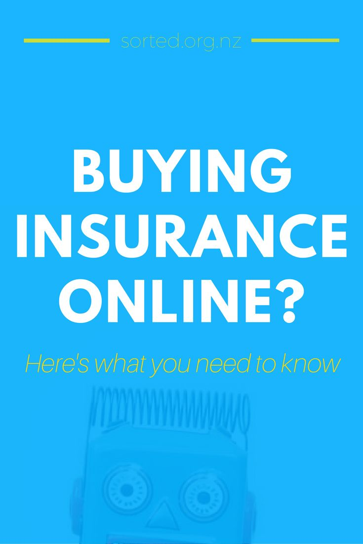 Should you buy insurance online? Robo-insurance doesn't always give you the best solution - click to read our full post on how to navigate the world of buying insurance.