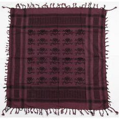 šátek ARAFAT - palestina - lebka 13