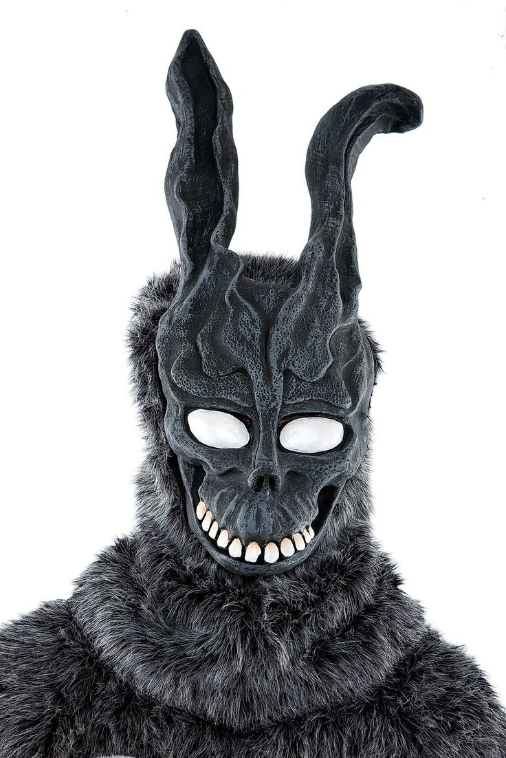 Donnie Darko Mask, Frank Halloween Bunny Rabbit Masks & Costumes