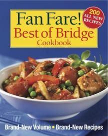Fan Fare! Best of Bridge Cookbook | Robert Rose