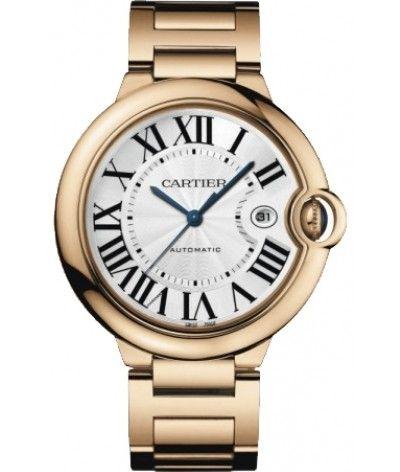 Cartier Ballon Bleu Large Mens Watch W69006Z2  http://www.the-rolex-submariner.com                       http://www.pinterest.com/watch2buy