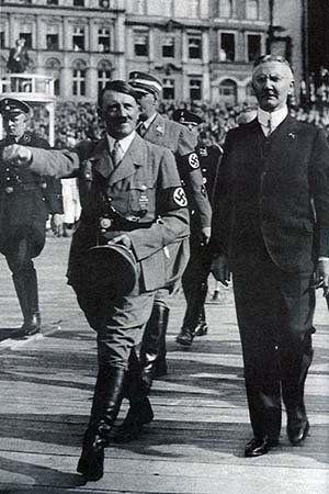 David Rockefeller Intelligence Officer