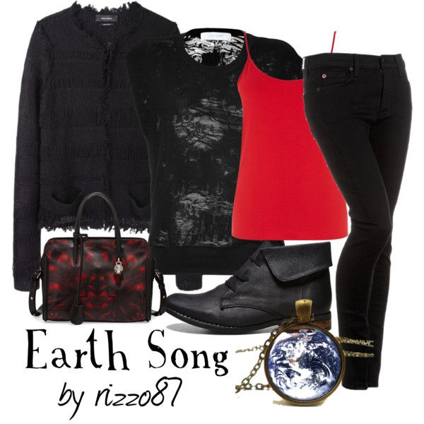 U0026quot;Earth Songu0026quot; by rizzo87 on Polyvore | Fashion Inspired By Michael Jacu2026