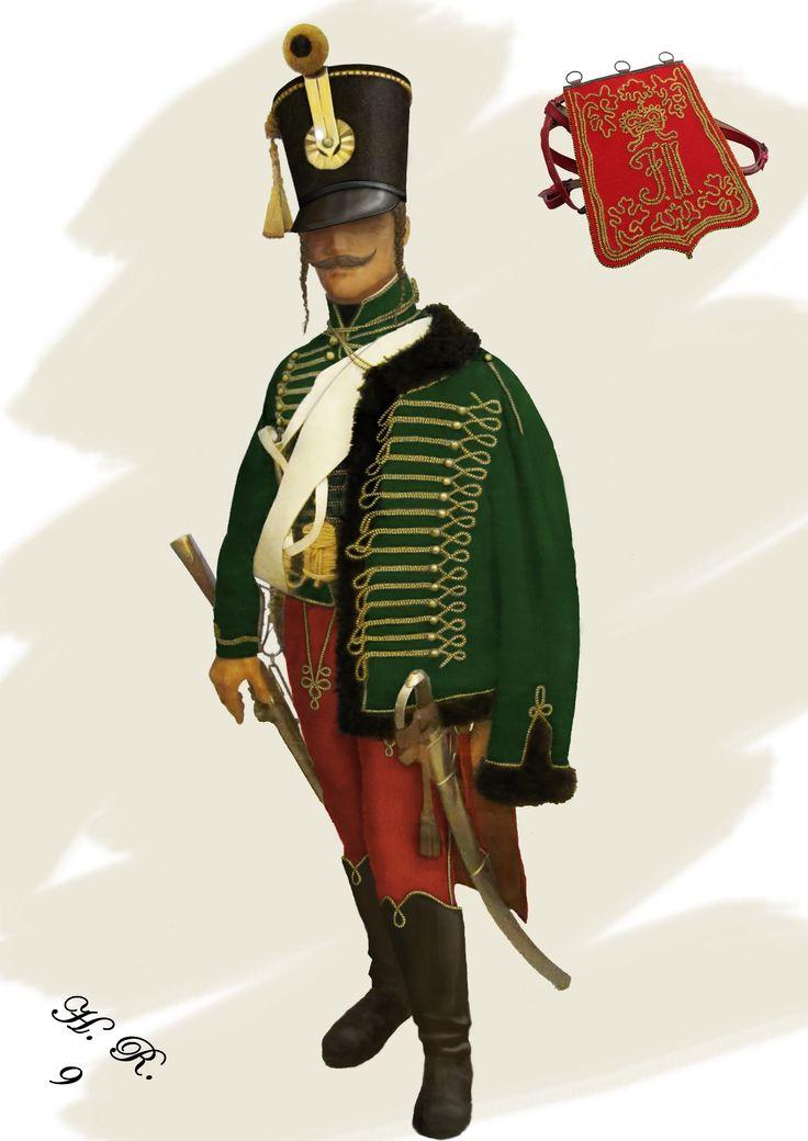 9th Hussars - Frimont