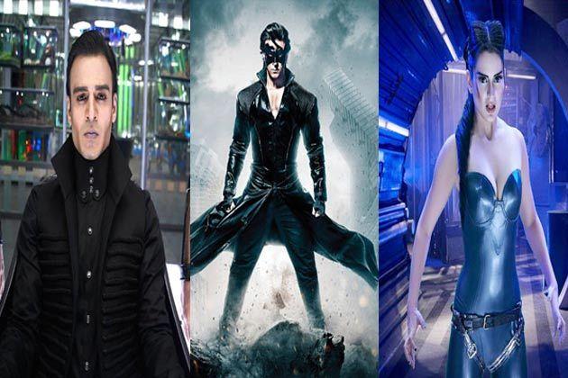 'Krrish 3' first stills: Superhero meets mutant in Rakesh Roshan's new film