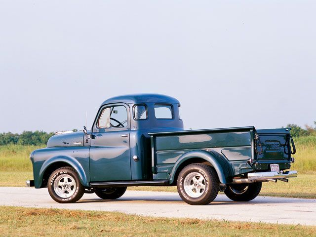 1950 Dodge Pickup Truck ~ my dream truck