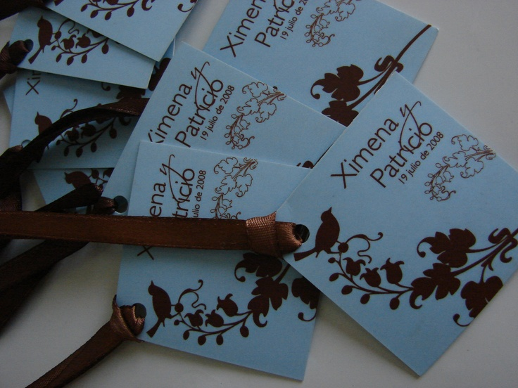 Paper Tags for gifts