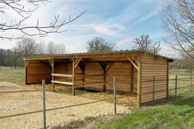 Abris de prairie pour chevaux Jardinage Orne - leboncoin.fr