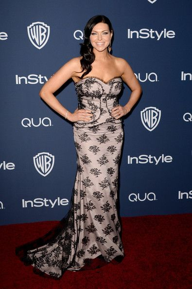 Laura Prepon Photos: Arrivals at the InStyle/Warner Bros. Golden Globes Party — Part 2