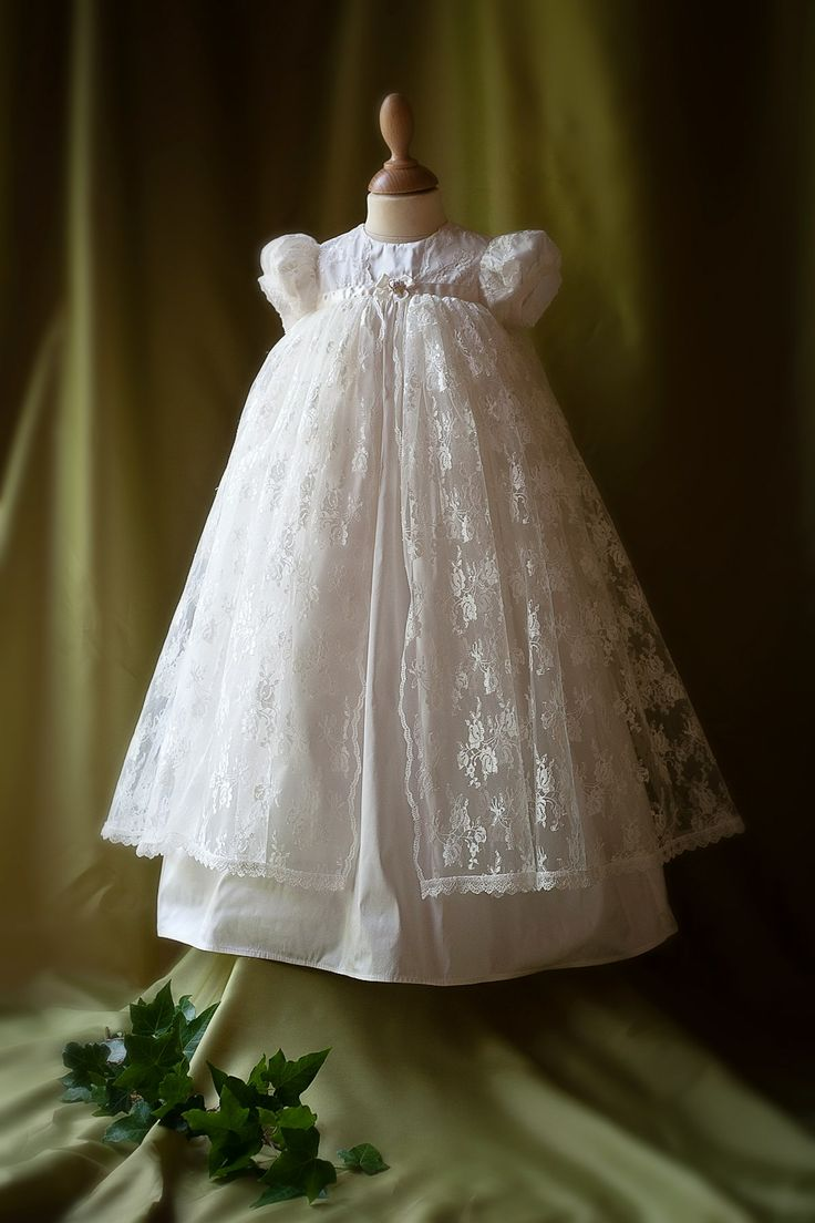 50 Best Images About Vintage Baptismal Gowns On Pinterest
