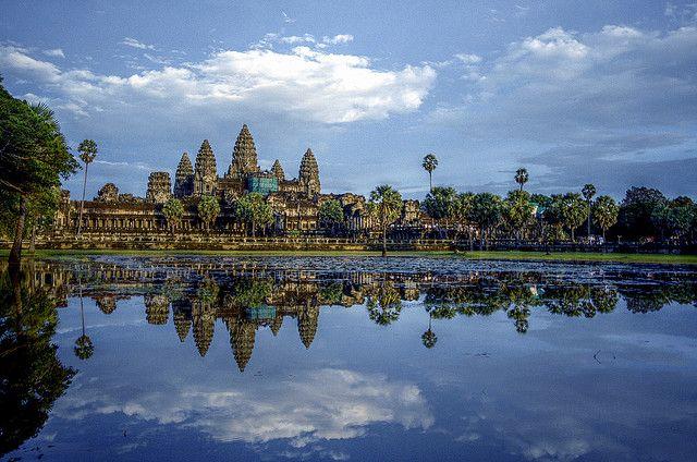 Angkor Wat by stoicviking, via Flickr