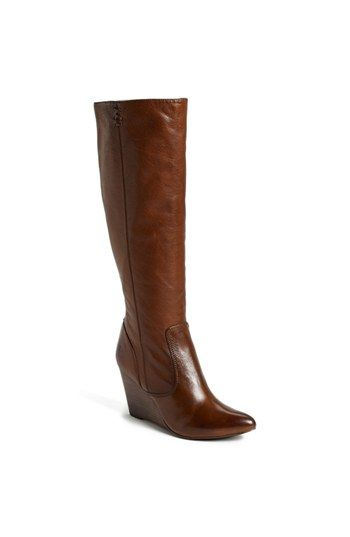Frye 'Regina' Wedge Boot available at #Nordstrom