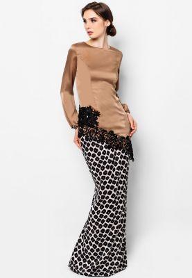 Jachynta Luxe Baju Kurung