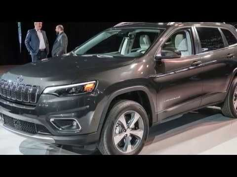 Review Exterior & Interior Design 2019 Jeep Cherokee Trailhawk | Car Tre...