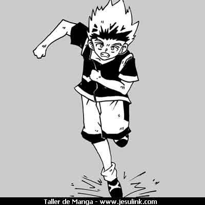 Aprende a Dibujar Manga Jesulink.com