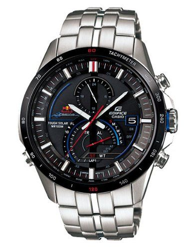 Women's Wrist Watches - Casio Edifice RedBull Racing Limited Edition EQSA500RB1A *** Read more reviews of the product by visiting the link on the image.
