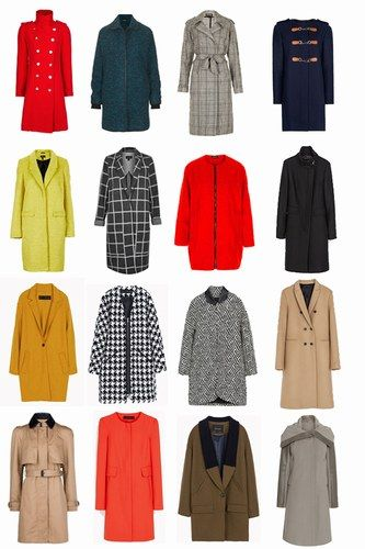Winter coats we want - like now!