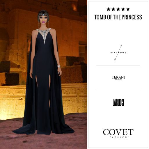 Covet Fashion - Daily: Tomb of the Princess ✨5.00 (4.20 from votes)