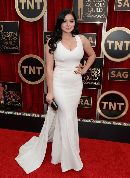 Ariel Winter Photos Photos - Actress Ariel Winter attends the 21st Annual Screen Actors Guild Awards at The Shrine Auditorium on January 25, 2015 in Los Angeles, California. - 21st Annual Screen Actors Guild Awards - Red Carpet