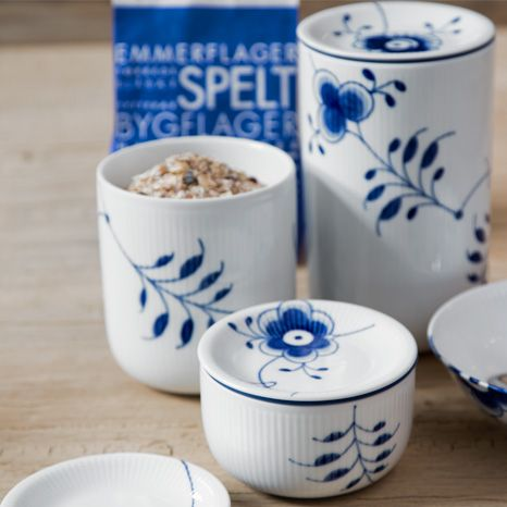 Royal Copenhagen Inspiration - Jars