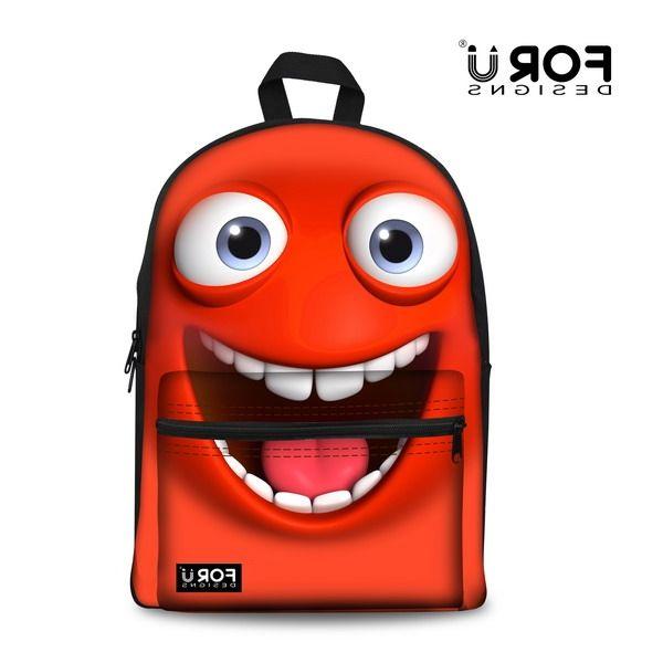 39.99$  Watch now - https://alitems.com/g/1e8d114494b01f4c715516525dc3e8/?i=5&ulp=https%3A%2F%2Fwww.aliexpress.com%2Fitem%2FFree-shipping-New-Fashion-Children-bookbag-Canvas-Cartoon-Minions-emochilas-bag-kids-school-bags-smile-face%2F32276788964.html - Fashion Novelty Children bookbag Canvas Cartoon Minions mochilas bag kids emoji smiley backpacks smile face mochilas feminina 39.99$