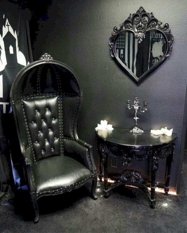Die besten 25+ Gotisches schlafzimmer Ideen auf Pinterest | Gothic ...