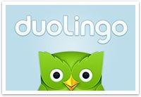 Duolingo: Info -- This site is really pretty fun to learn a language on.  It makes it easy and it is entirely free.  Pretty cool.