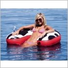 U- Lounge Zebra Inflatable Pool Chair