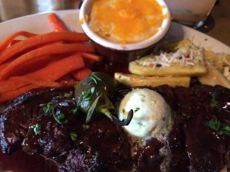 Jalapeño Hangar Steak At Moonshine Grill In Austin Tx Beef Restaurants