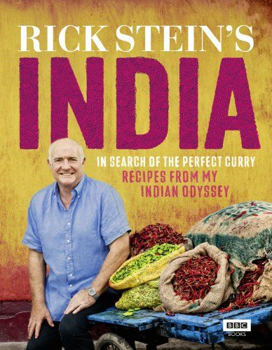 Rick Stein's India: In Search of the Perfect Curry: Recipes from My Indian Odyssey by Rick Stein http://www.amazon.com/dp/1849905789/ref=cm_sw_r_pi_dp_H2kzub0RV2BMW