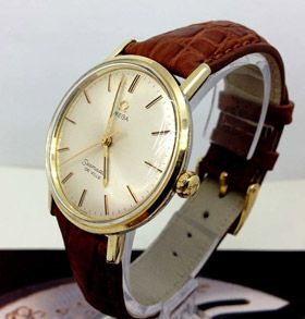 Vintage Omega Seamaster DeVille - Vintage Watches - Vintage.co.uk