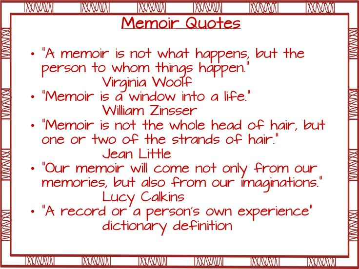 reflection on memoirs of a student This is especially true of memoirs that are intended to educate  to try to become a typical english-speaking student  reflection memoir essays] strong.