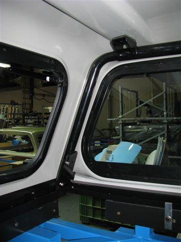 Roof Rack Kit For Egr Canopy 150kg Amarok Parts